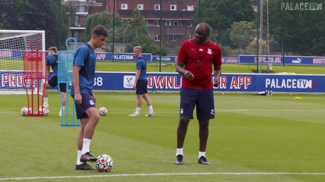 Preview image for Vieira's squad continue to prepare for 2021-22 season
