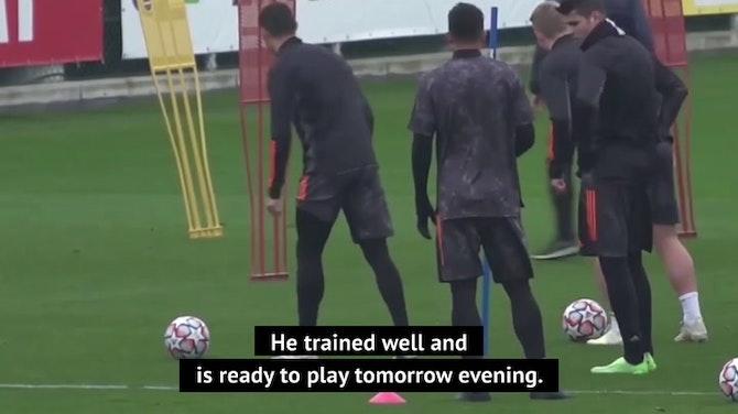 Ronaldo Real Madrid rumours 'normal' - Prilo