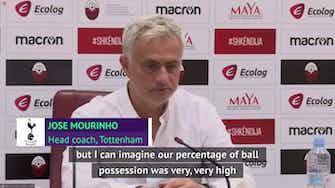 Preview image for Mourinho praises Ndombele's Europa League performance