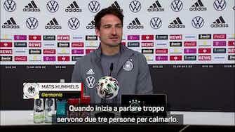 "Anteprima immagine per Hummels ha un problema con Müller: ""Parla troppo..."""