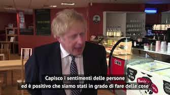 """Anteprima immagine per Johnson: """"Il Regno Unito non vuole la Super League"""""""