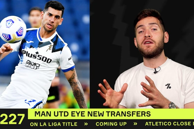 Man Utd eye up THREE NEW transfer options!