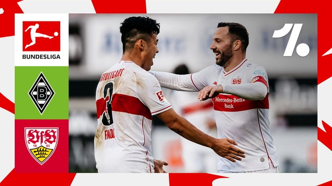 Melhores lances de Borussia Mönchengladbach vs. VfB Stuttgart | 05/15/2021
