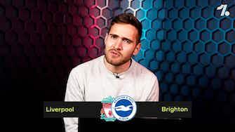Preview image for PREDICTING Liverpool vs Brighton