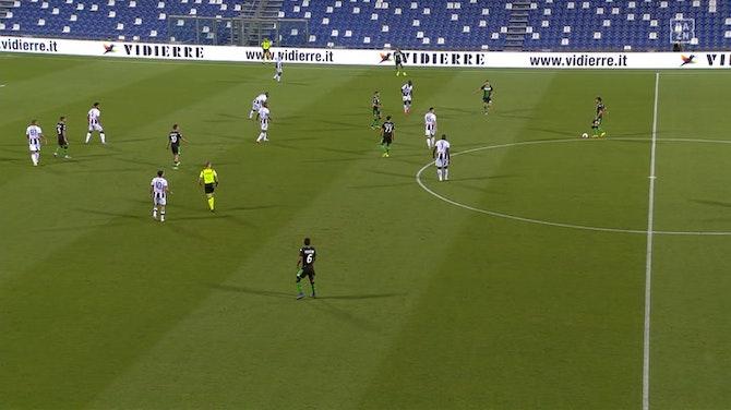 Vorschaubild für Serie A: Sassuolo - Udinese   DAZN Highlights