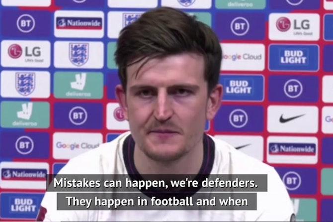 England camp back Stones after howler against Poland