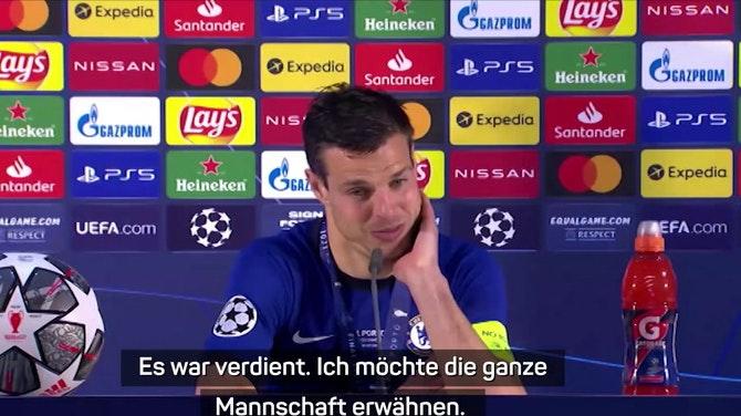 "Azpilicueta: ""CL-Titel war verdient"""