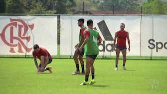 Preview image for Flamengo training session at Ninho do Urubu