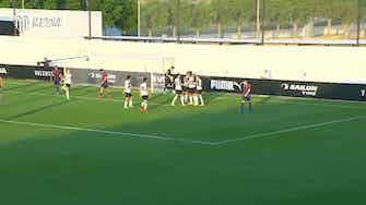 Preview image for Alderete's goal against Levante