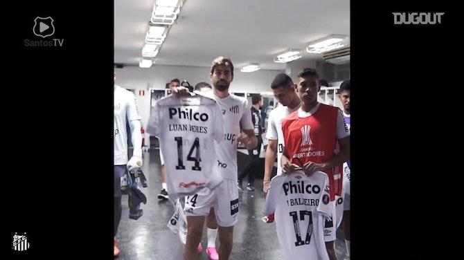 Imagen de vista previa para Desde dentro: La victoria de Santos ante Boca Juniors
