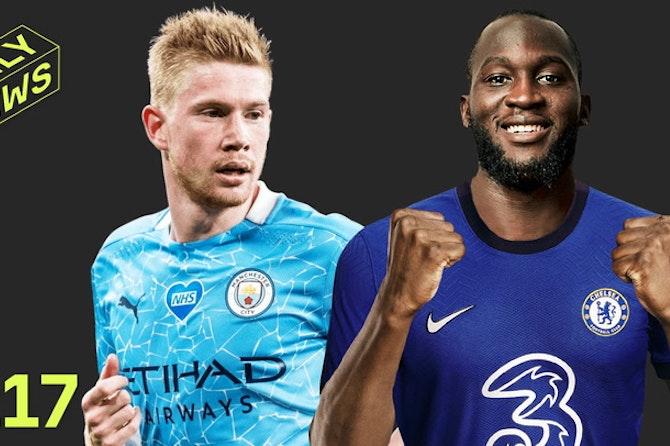 Lukaku to RETURN to Chelsea? + How Man City STUNNED PSG!