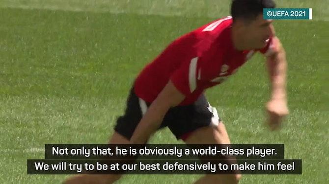 Sarabia's Spain aiming to make life difficult for Lewandowski