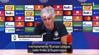 """Anteprima immagine per Gasp: """"Con il Villarreal serve una grande prestazione"""""""