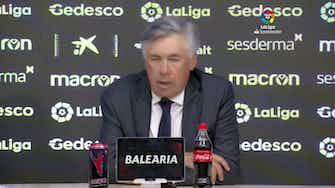 "Imagen de vista previa para Ancelotti, en titulares: ""Hoy falló la defensa"""