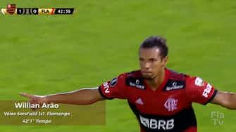 Preview image for All Flamengo's 2021 Libertadores goals