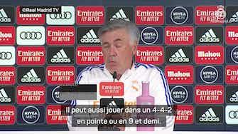 Image d'aperçu pour 11e j. - Ancelotti : « Hazard ? Son heure viendra »