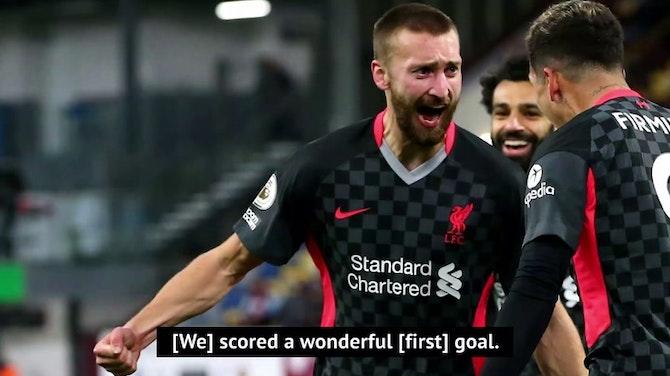 Klopp reflects on 'insane' turnaround as Liverpool go fourth