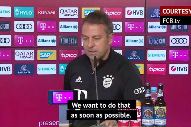 Lewandowski back for Bayern ahead of potential Bundesliga title party