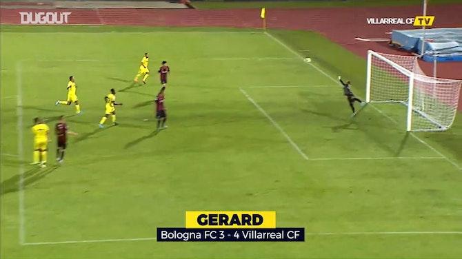 Preview image for Incredible Goals: Gerard Moreno vs Bologna