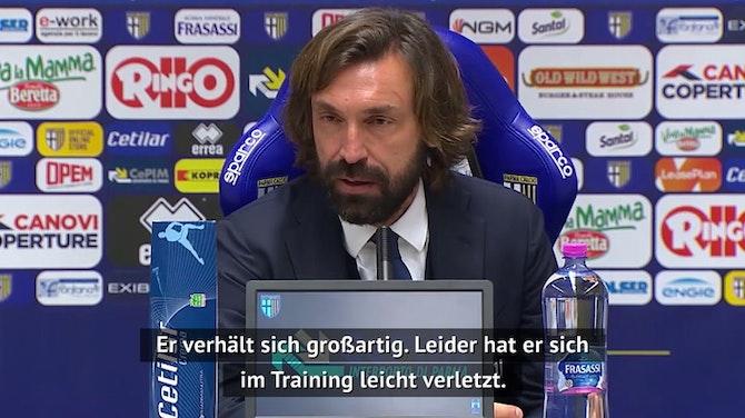 Vorschaubild für Pirlo: Das ist die Situation von Paulo Dybala
