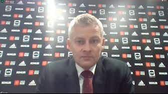 Preview image for Cristiano wants pens? I'd put mortgage on Bruno scoring! Solskjaer  Man Utd 0-1 Aston Villa