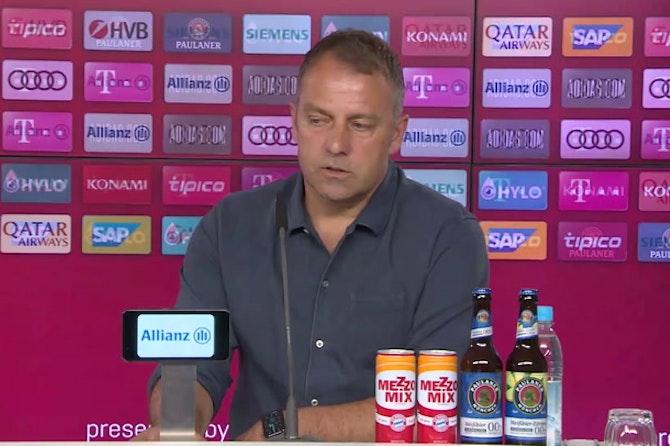"BVB-Leipzig interessiert Flick ""Nullkommanull"""