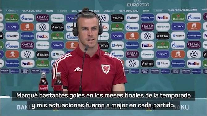 "Bale avisa: ""Estoy en plena forma"""