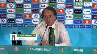 "Anteprima immagine per Mancini: ""Wembley? Ne mancano ancora 6"""