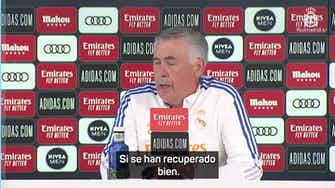"Imagen de vista previa para Ancelotti, en titulares: ""Este equipo tiene pelotas"""