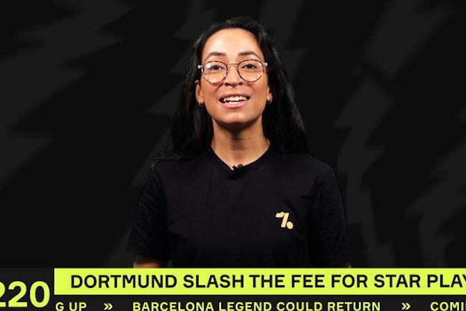 Dortmund SLASH the transfer fee for star player!
