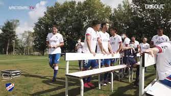 Preview image for Club Nacional unveil 2021 squad