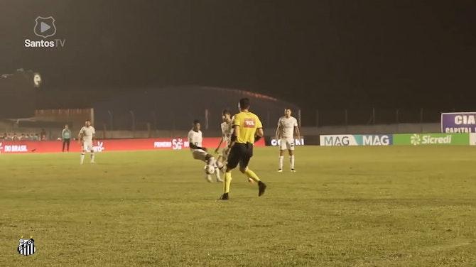 Preview image for Kaio Jorge's best Santos goals