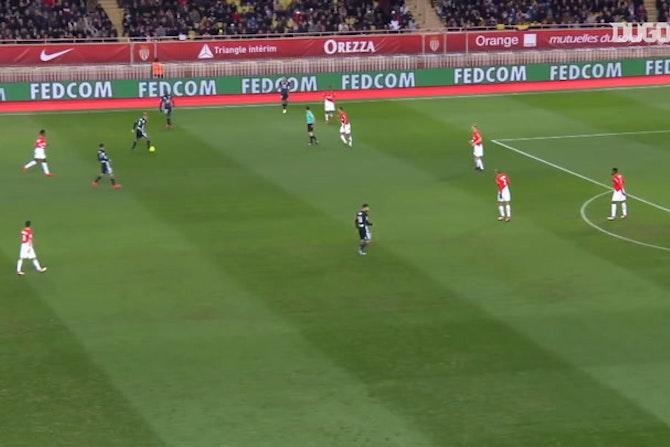 AS Monaco's incredible comeback vs Lyon