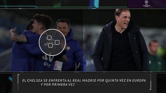 La previa en datos del Chelsea vs. Real Madrid