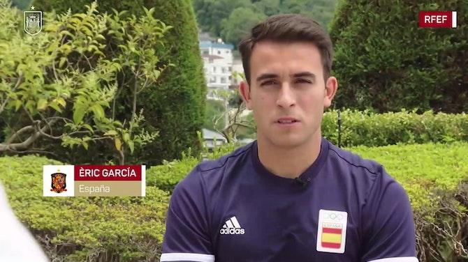 "Imagen de vista previa para Èric García: ""Venimos muy motivados"""