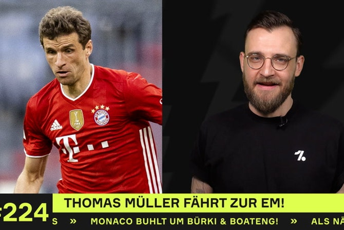 Mit Thomas Müller zur EM?!