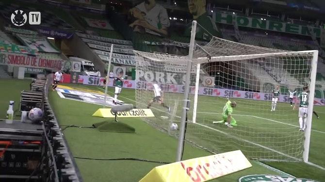 Preview image for Gabriel's goal against Palmeiras