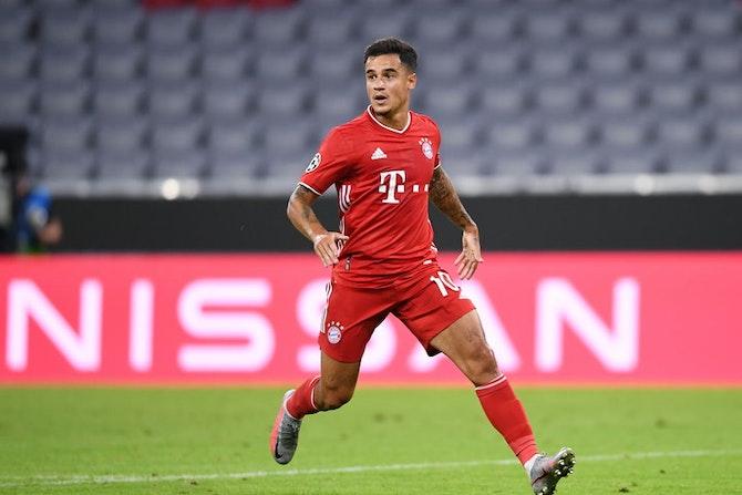FC Bayern Transfer-Roundup: Coutinho vor Bayern-Comeback? Was passiert mit Chris Richards?