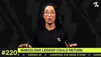 Preview image for Barcelona LEGEND set to make a return?