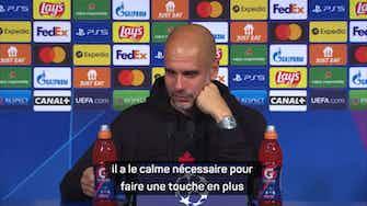 "Image d'aperçu pour Groupe A - Guardiola : ""Je suis amoureux de Verratti"""