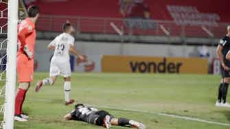Preview image for Santos draw against Red Bull Bragantino at Nabi Abi Chedid