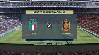 Imagen de vista previa para El Italia-España ya se juega en OneFootball