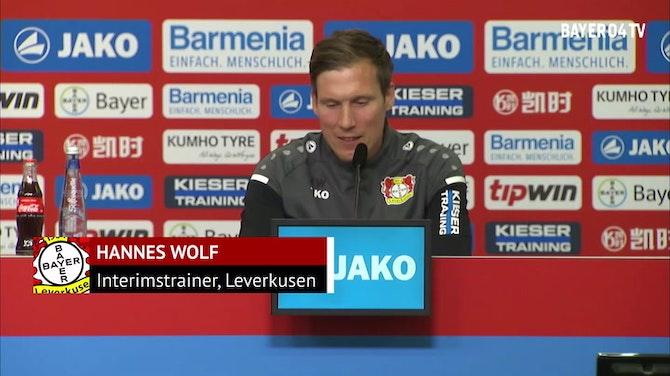 "Wolf zieht Leverkusen-Fazit: ""Zu 95% positiv"""