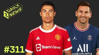 Preview image for Ronaldo set to make Man Utd HISTORY!