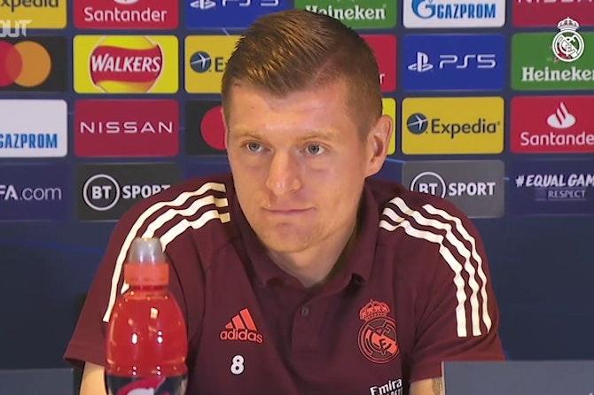 "Toni Kroos promete empenho por vaga na final: ""Vamos dar tudo"""