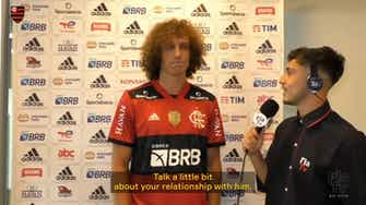 Preview image for David Luiz reveals Pablo Marí's advices about Flamengo