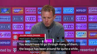 Preview image for Nagelsmann hails hat-trick hero Lewandowski as Bundesliga great