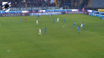 Preview image for Sampdoria 4-2 Empoli: the goals that sealed the victory for Sampdoria