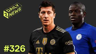 Preview image for Chelsea remain UNBEATEN! + Lewandowski EXTENDS his record!