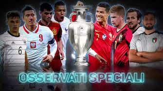 Anteprima immagine per Euro 2020 - Osservati speciali: Kevin De Bruyne